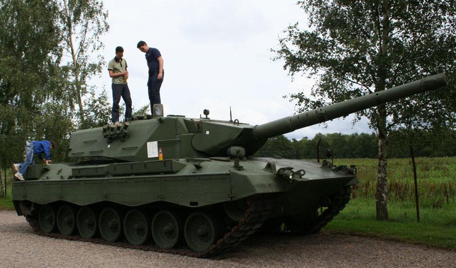 Strv 122