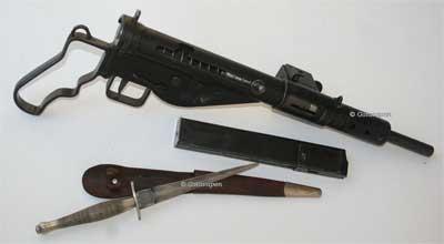 British Commando Knife