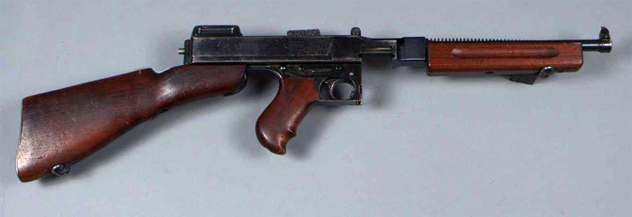 The development of the Swedish Submachine gun kpist m/45b