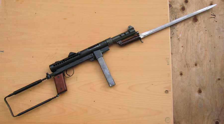 Swedish bayonets model 1894 to 1965