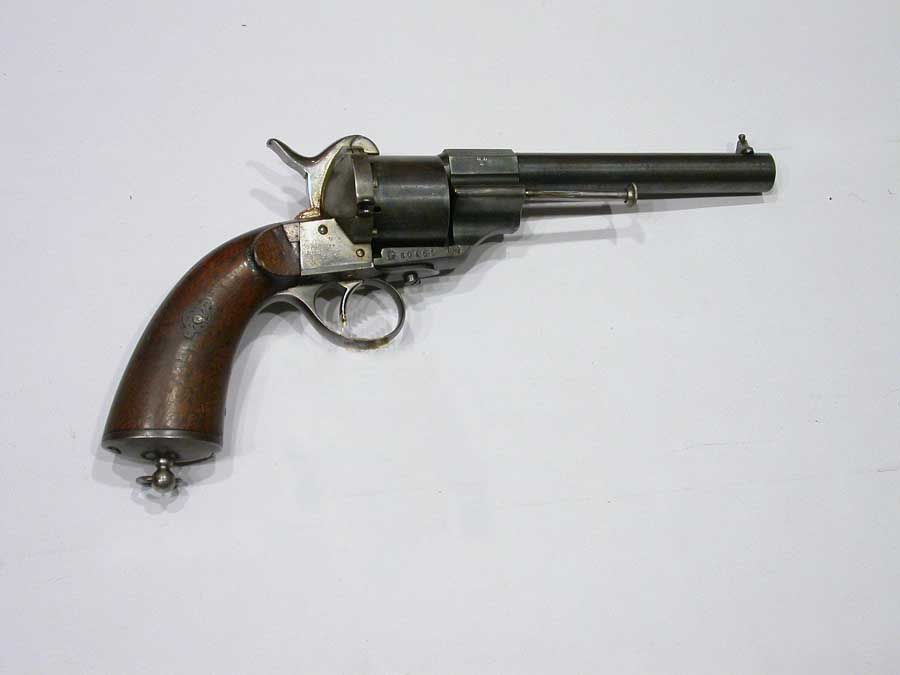 the Swedish Military pistols and revolvers
