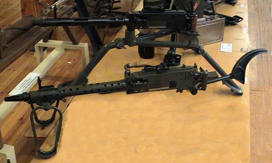 when were machine guns banned
