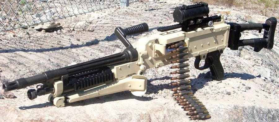 The Swedish Light Machine Gun Kulspruta 58