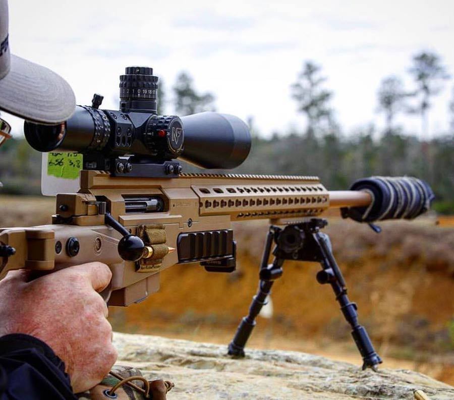 Features of the Ideal Sniper Sco